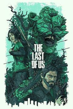 Illustrations for Naughty Dog Studios and Sony Playstation for the upcoming title The Last of US The Last Of Us, Beyond Two Souls, Skyrim, Playstation, Zombies, Art Tumblr, Gaming Posters, Fan Art, Video Game Art