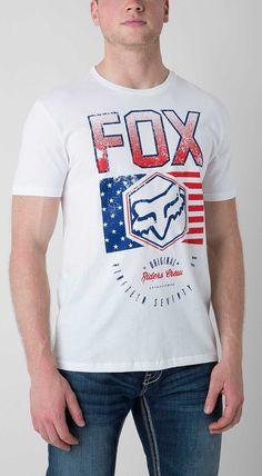 Fox Semi Blast T-Shirt - Men's Tops/Shirts   Buckle