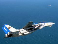 Grumman F-14 Tomcat ''VF-213 Black Lions'' Last Cruise