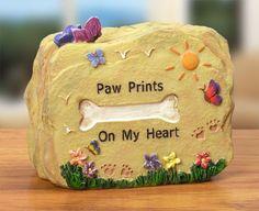 Dog Memorial Message Rock Paw Prints on My Heart Banberry Designs,http://www.amazon.com/dp/B00FFAXG0G/ref=cm_sw_r_pi_dp_wtuxsb01J44VAVMK