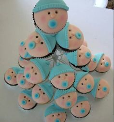 Thinking we need cupcakes to celebrate with at the hospital!
