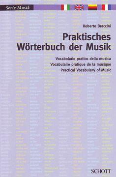 Praktisches Wörterbuch der Musik