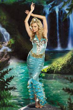 Sexy mermaid costumes in charleston sc