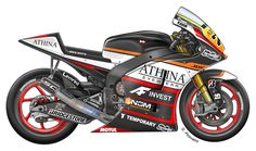 Forward Racing - MotoGp - Sport