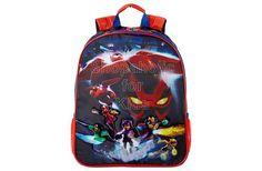 Disney Collection Big Hero 6 Backpack Your little genius will be prepared to dominate the school year with this Big Hero 6 backpack. - To order: http://www.shopaholic.com.ph/new.html#!/Disney-Big-Hero-6-Backpack/p/48312859/category=6966429