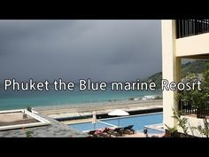 Phuket Pool Villa the blue marine resort 푸켓여행 블루마린 리조트