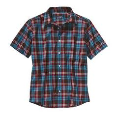 This perfect spring look from Patagonia is their Men's Fezzman Shirt! $55.00