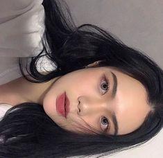 Trendy Makeup Korean Posts - - Trendy Makeup Korean Posts Make-up Asian Makeup Looks, Korean Makeup Look, Asian Eye Makeup, Eyebrow Makeup, Beauty Makeup, Hair Makeup, Hair Beauty, Korean Makeup Ulzzang, Asian Makeup Natural