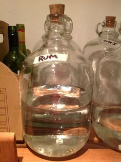Instructables: Making Rum From Scratch #rum #distilling