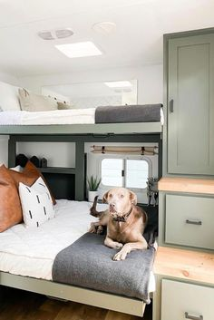 Airstream, Rv Living, Tiny Living, Van Conversion Interior, Caravan Renovation, Van Home, Rv Interior, Camper Makeover, Camper Trailers