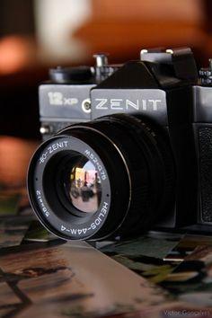 Zenit 12 xp - 35mm
