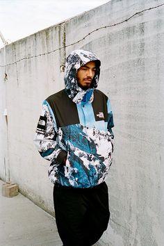 Supreme Clothing, Armani Tracksuit, The North Face, North Face Outfits, Supreme Hoodie, North Face Jacket, Parka, Crew Neck Sweatshirt, Jackets
