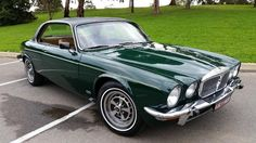 Classic Car News Pics And Videos From Around The World Retro Cars, Vintage Cars, Jaguar Daimler, Automobile, Xjr, Jaguar Land Rover, E Type, Motor Car, Cool Cars