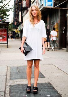 New York Fashion Week SS15: Street Style