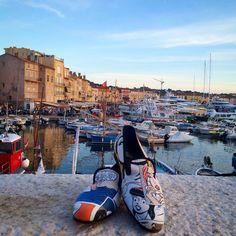 Port de Saint-Tropez in Saint-Tropez, Provence-Alpes-Côte d'Azur