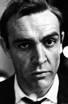 Sean Connery, by Bob Haswell, 1964