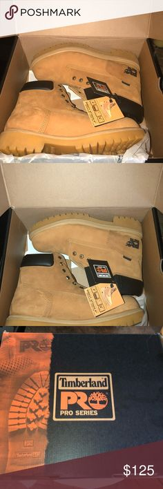 Timberland men's Pro Series Brand new boot Brand NEW Timberland Pro Series Men's work boot Timberland Shoes Combat & Moto Boots