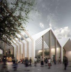 Centro cultural en Reinosa | sinaldaba estudio de arquitectura