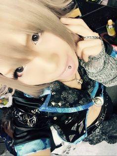 Yuno-Azlina(He's just so cute!!)