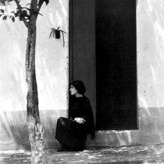 Edward Weston, Tina Modotti in Messico (1929)