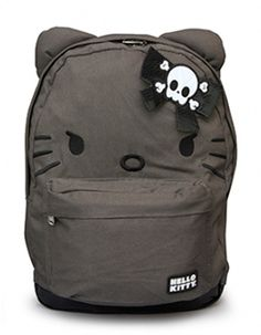 For zoie and abby  Hello Kitty Angry Kitty Backpack by Loungefly