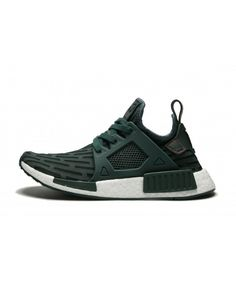 competitive price 30015 45cd6 Chaussure Adidas NMD XR1 Primeknit Utilitaire Ivy BB2375