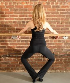 Thinner thighs: 6 Ballet Moves to leaner legs