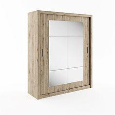 Šatní skříň IDEA - Sconto Nábytek v akci za 7000,-