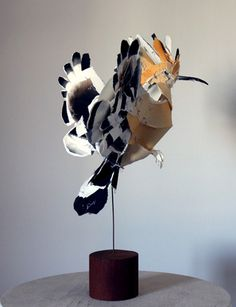 anna-wili highfield 6- beautiful paper sculptures