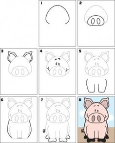 how-to-draw-a-pig