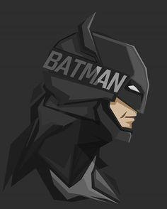 Batman #popheadshots