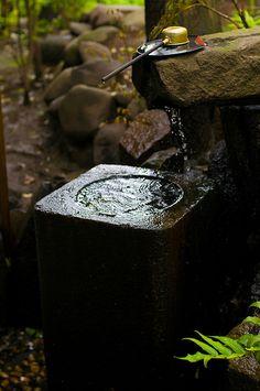 Running water. Japan: By jamesjustin