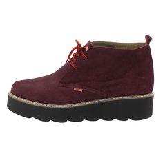 Γυναικεία μποτάκια ελληνικής κατασκευής του οίκου Ragazza από μαλακό δέρμα καστόρι που απωθεί το νερο άριστης ποιότητας σε μπορντό απόχρωση, με δερμάτινη εσωτερική επένδυση και μαλακό πάτο. Ύψος πέλματος 4cm. Fall Winter, Ankle, Boots, Fashion, Crotch Boots, Moda, Wall Plug, Heeled Boots, Shoe Boot