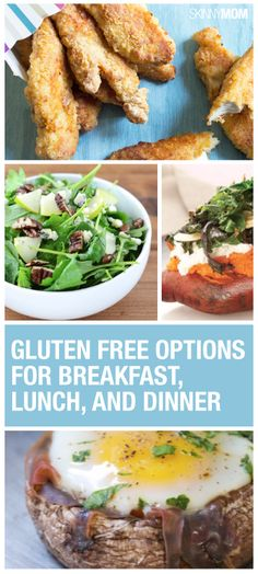 Going the gluten-free route?  Check out some of our favorite gluten-free recipes!