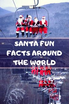 Santa Claus is as sneaky as we thought he is, because we got to list 25 Fun Facts about him! Check them out here. Christmas Facts, Christmas Truce, Christmas Trivia, Grinch Stole Christmas, Twelve Days Of Christmas, A Christmas Story, Christmas Carol, First Christmas, Pagan Festivals