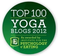 The top 100 yoga blogs for 2012.