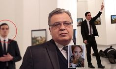 Chilling moment off-duty cop calmly shoots Russian ambassador dead #DailyMail | These are some of the stories. See the rest @ http://www.twodaysnewstand.com/mail-onlinecom.html or Video's @ http://www.dailymail.co.uk/video/index.html And @ https://plus.google.com/collection/wz4UXB