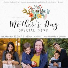 Mother's Day Special ? la Ma Belle Style, Ottawa ON