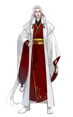 Fantasy Character Design, Character Design Inspiration, Character Art, Chinese Men's Clothing, Anime Kimono, Pretty Drawings, Art Costume, Character Sketches, Cute Anime Boy