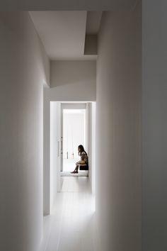 "Courtyard House by Kouichi Kimura Architects ""Location: Shiga Prefecture, Japan"" 2015"