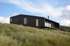 Mette Lange architects - Vacation house Henne