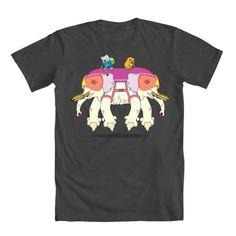 ancient psychic tandem war elephant t shirt