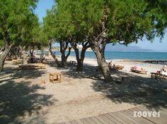Samos-Pythagorion. Beach near Doryssa-Seaside-Resort