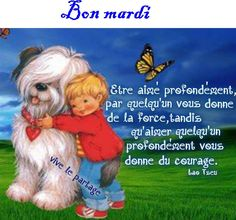 Dom Tom, Bon Mardi, Gifs, Tuesday, Messages, Cartoons, Anime, Good Morning Happy Friday, Happy Wednesday