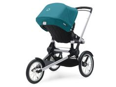 Pin for Later: These Are the 10 Jogging Strollers That Every Parent Is Going to Want For Summer Days Bugaboo Runner Complete Bugaboo Stroller, Jogging Stroller, Running With Stroller, Running Strollers, Go Jogging, Best Baby Strollers, Prams And Pushchairs