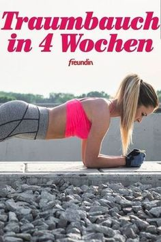 Traumbauch in 4 Wochen: Das Sexy-Bauch-Programm. Schlank, flach und definiert … – Keep up with the times. Fitness Workouts, Yoga Fitness, Fitness Motivation, 30 Day Fitness, Sport Fitness, Fun Workouts, At Home Workouts, Mens Fitness, Lifting Workouts