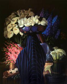 Vendedora de Flores, Armando Ahuatzi