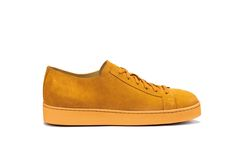 Santoni | #sneaker in suede, completely monochromatic. #Santoni #Santonishoes #FW1516
