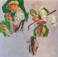 I know I have posted a lot these past few days, I'm just excited to get some Leyendecker art up here . Art And Illustration, American Illustration, Vintage Illustrations, Kunst Inspo, Art Inspo, Jc Leyendecker, Kunst Poster, Traditional Paintings, Norman Rockwell