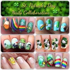 St Patrick's Day collaboration